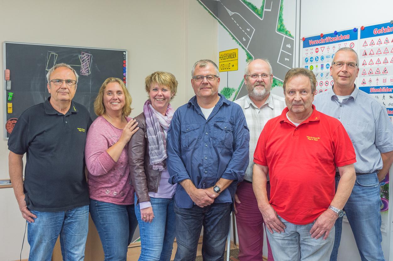 Team der Fahrschule Meyer Celle